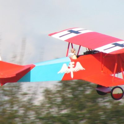 Philip's Flair Fokker D7